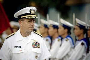 Former Chairman of the Joint Chiefs of Staff, Admiral Mullen, was featured in an interview two weeks ago that expresses the great needs for healing efforts for wounded combat veterans and their families.